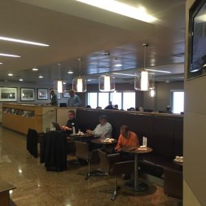 Flagship Lounge LHR