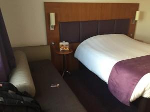 Premier Inn - Bed/Sofa