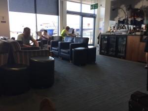 BA Lounge London City