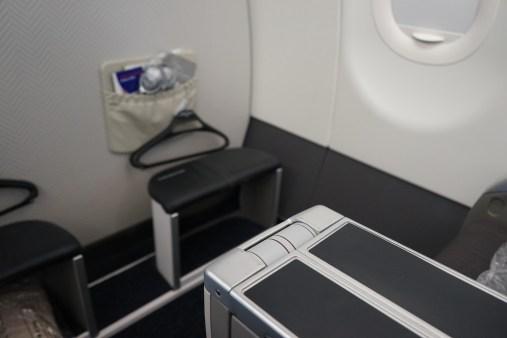 BA A318 footstool