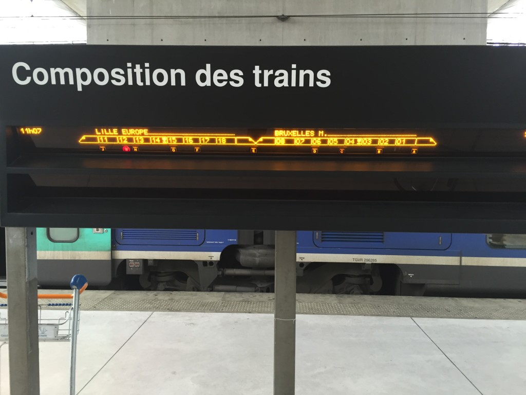 CDG TGV