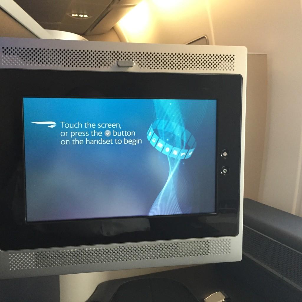 BA A380 video