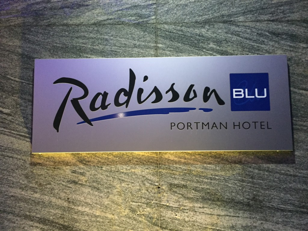 Radisson Blu Portman