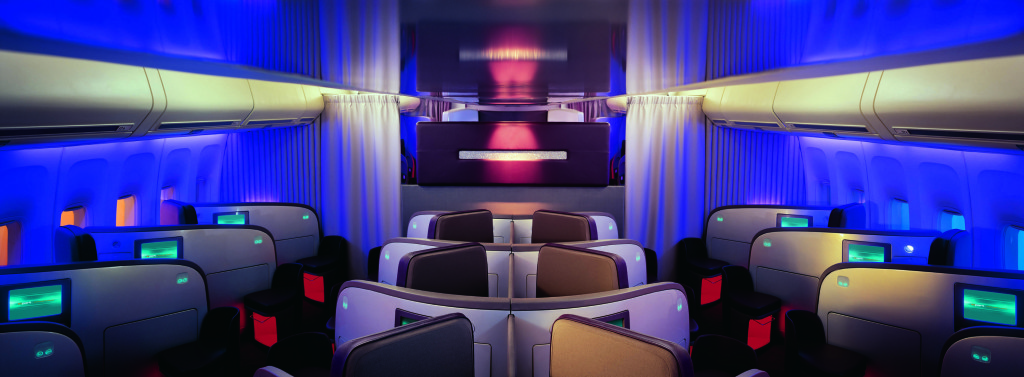 courtesy Virgin Atlantic Airways