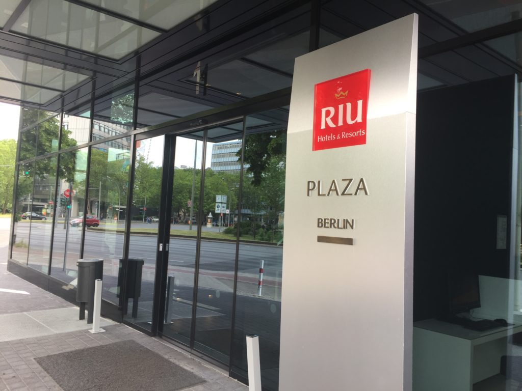 RIA Plaza Berlin