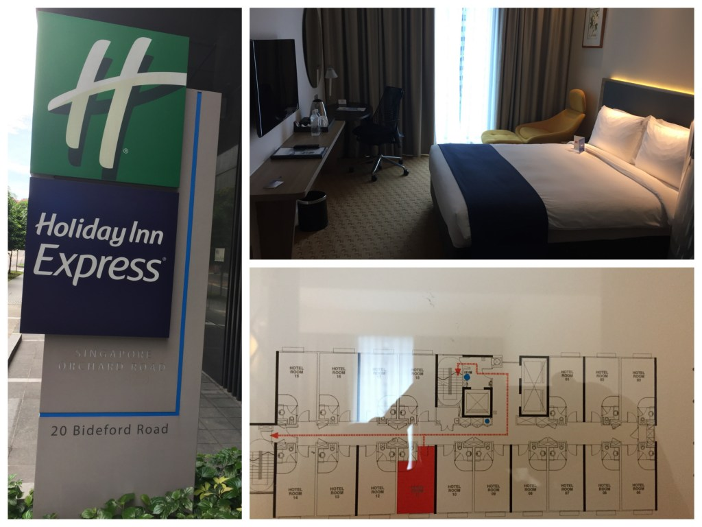 Holiday Inn Express SIN