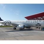 KLM E190