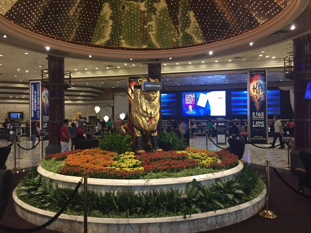 iMGM Grand Las Vegas