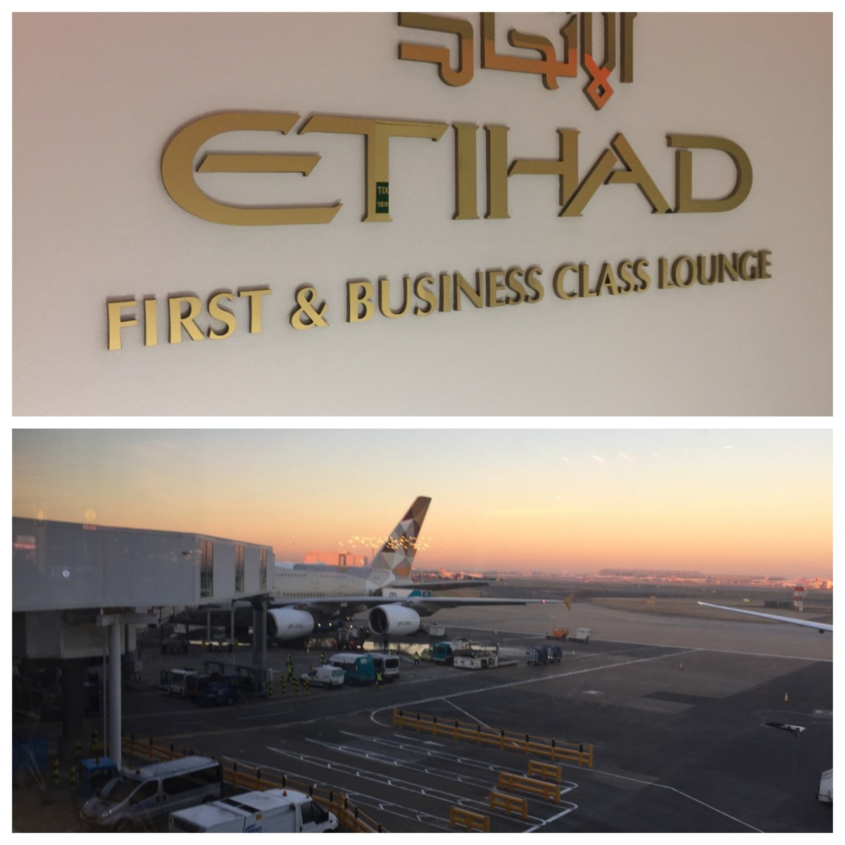 REVIEW: Etihad First and Business Lounge, Heathrow Terminal 4