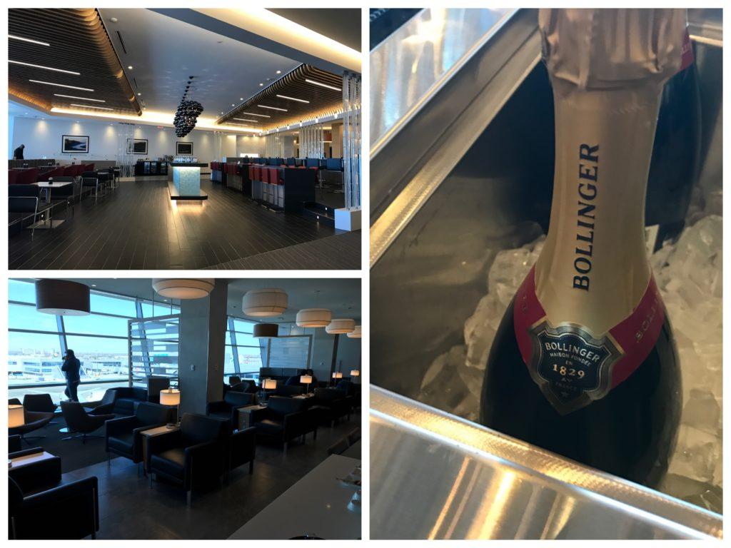 AA First Class Lounge JFK 3