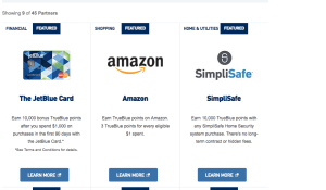 Earn triple JetBlue miles for shopping on Amazon.