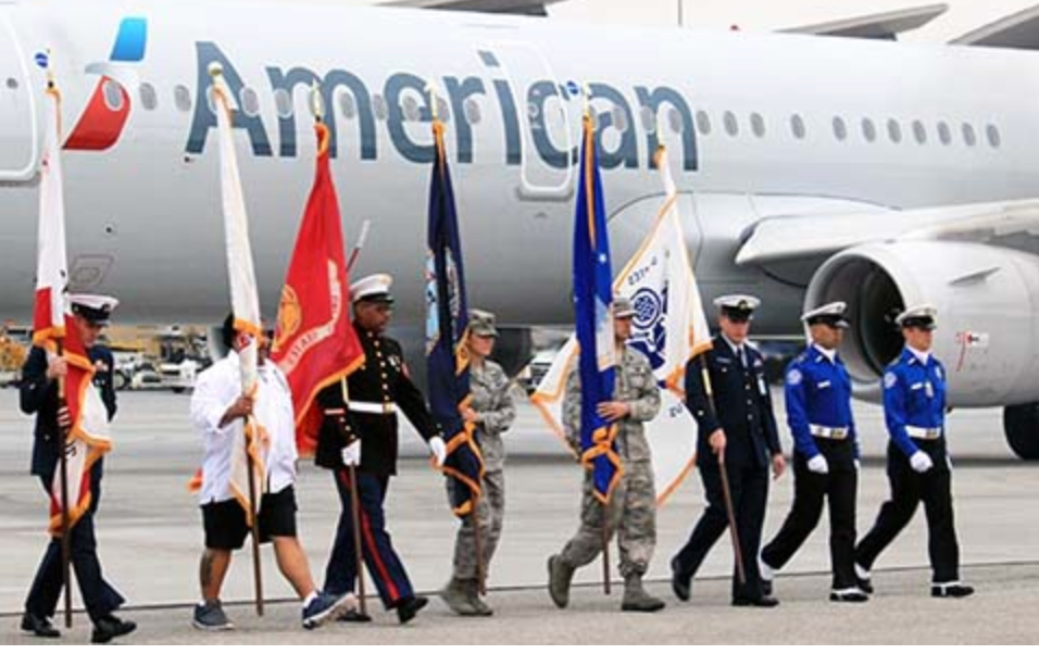 Donating miles to military members helped MilesHusband save the remaining balance of American miles.