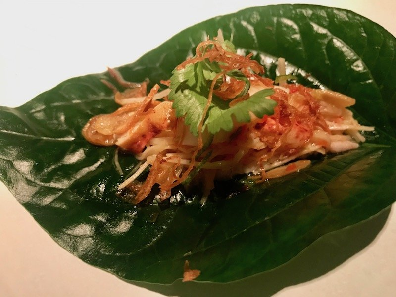 Balancing Classic Cultures and Street Food, Our Nahm Bangkok Experience