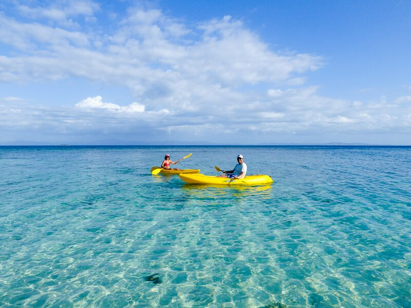 Navini, Fiji: Staying At a Private Island Resort in the Pacific