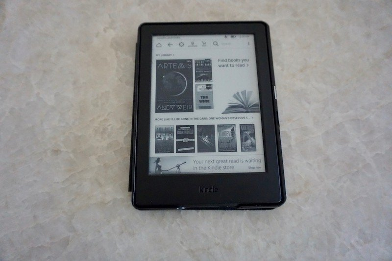 Essential Travel Items Kindle