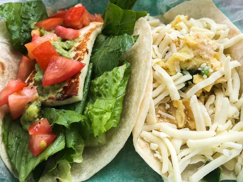 Taco Deli Tacos