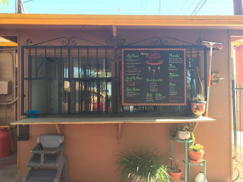The Shack food stand Arizona