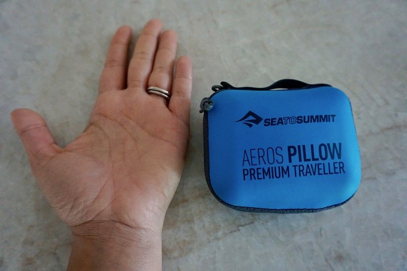 Essential Travel Items Neck Pillow