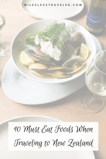 What to Eat New Zealand