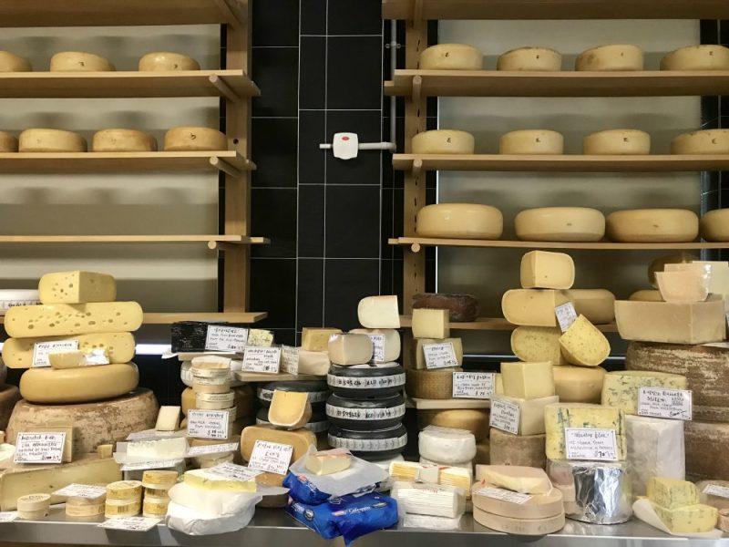 New Zealand Cheese