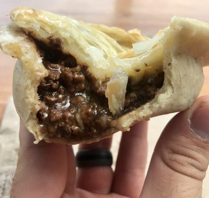 New Zealand Meat Pie