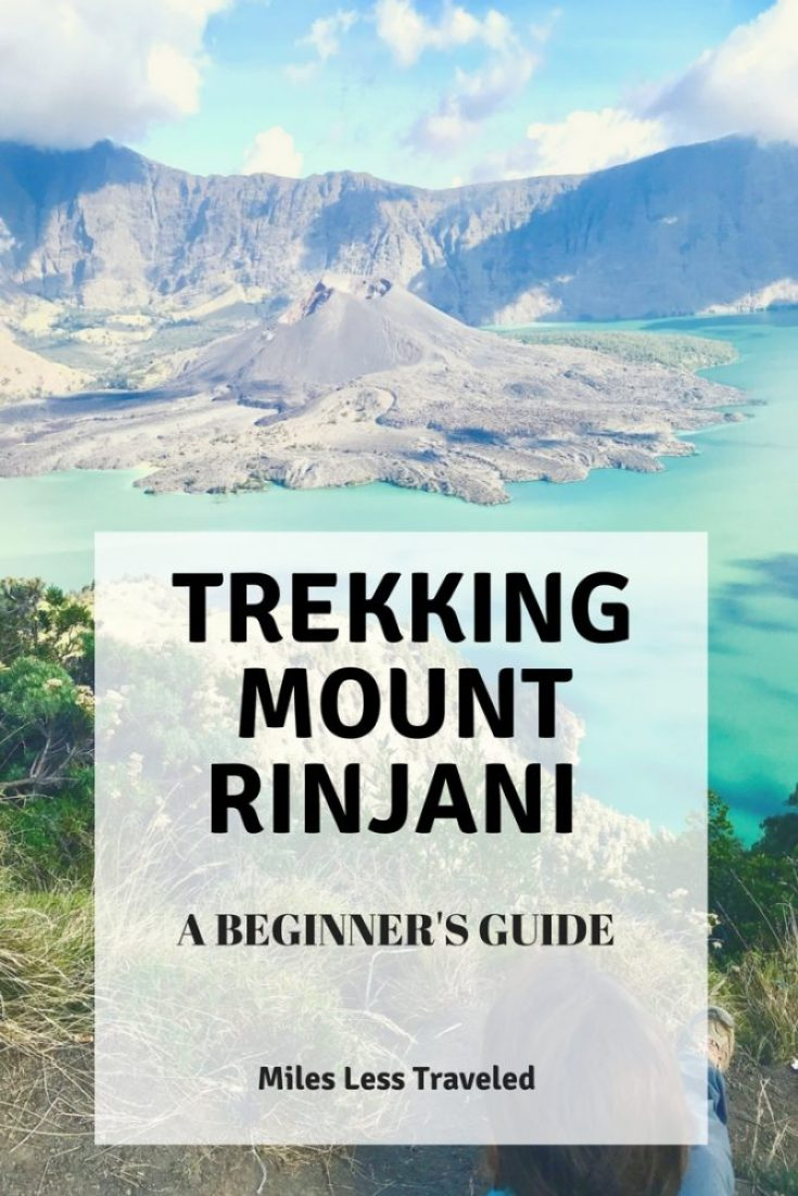 Mt. Rinjani Pinterest Image