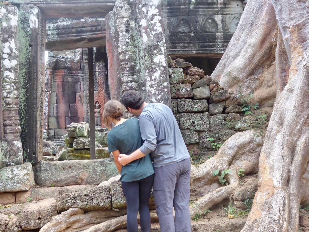 Travel like a tourist Angkor Wat