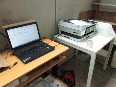 Office - Laptop & Printer