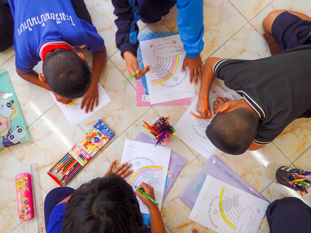Teaching English In Thailand: The Basics