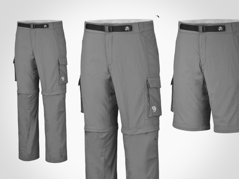 Mountain Hardwear Convertible Pants