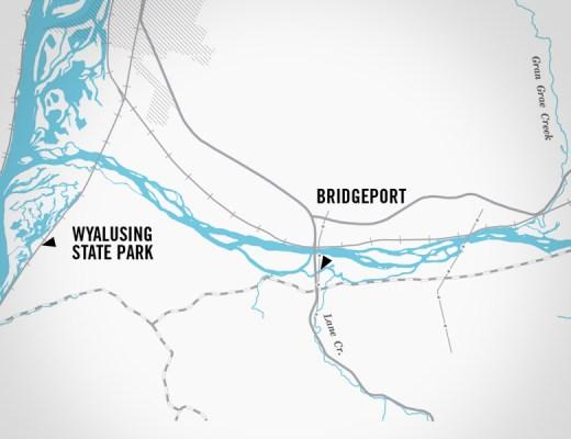 Lower Wisconsin Riverway Mileage Maps