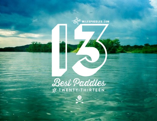 13 Best Paddles of 2013