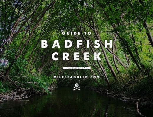 Badfish Creek Paddle Guide