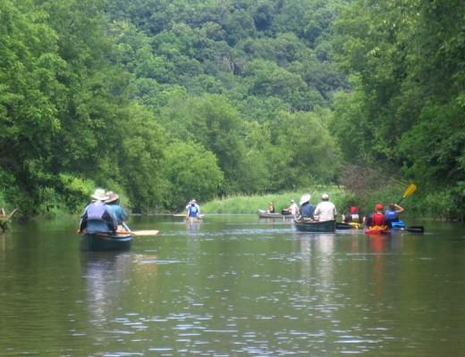 Kark's Guide to 309 Wisconsin Streams