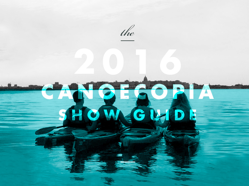 2016 Canoecopia Show Guide