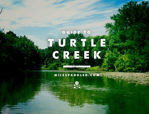 Turtle Creek Paddle Guide