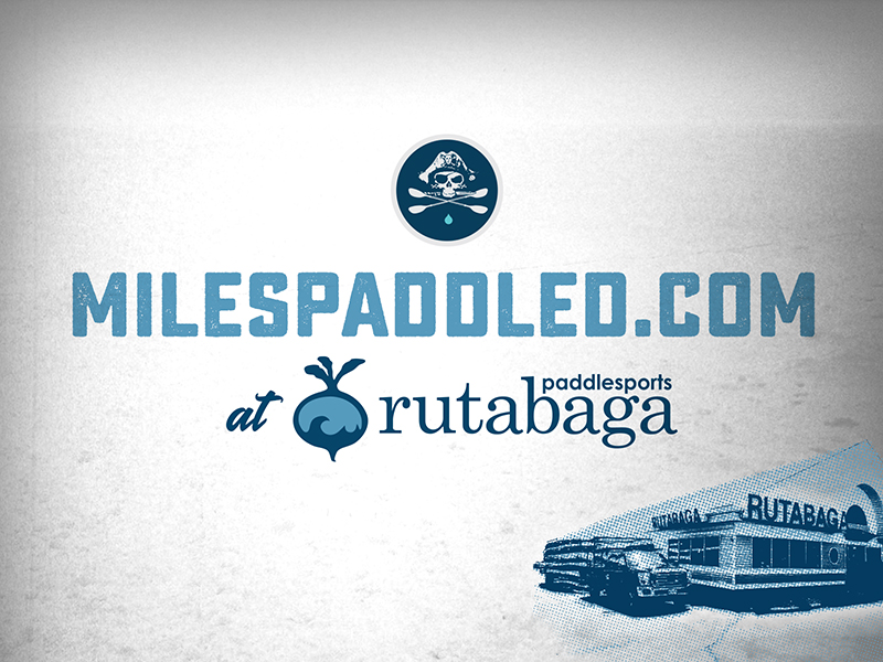 Miles Paddled Rutabaga