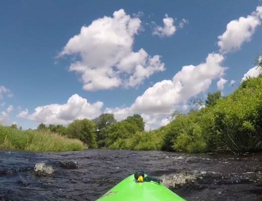 Fond Du Lac River West Branch