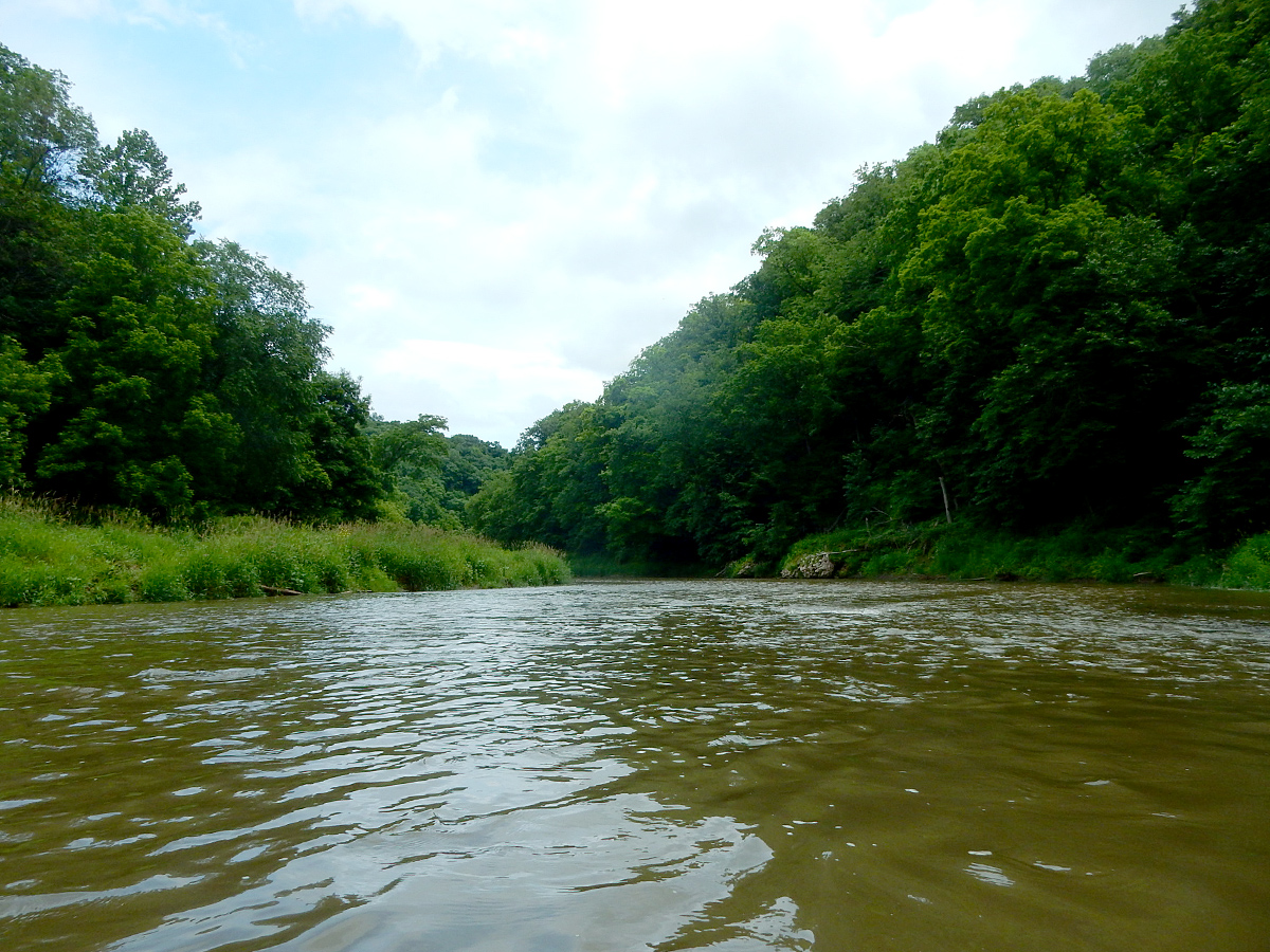 Maquoketa River North Fork