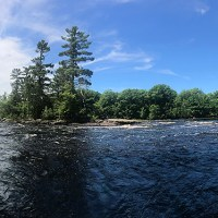 Flambeau River North Fork