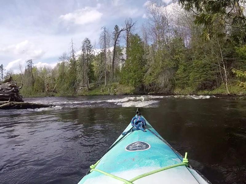 Brule River Video