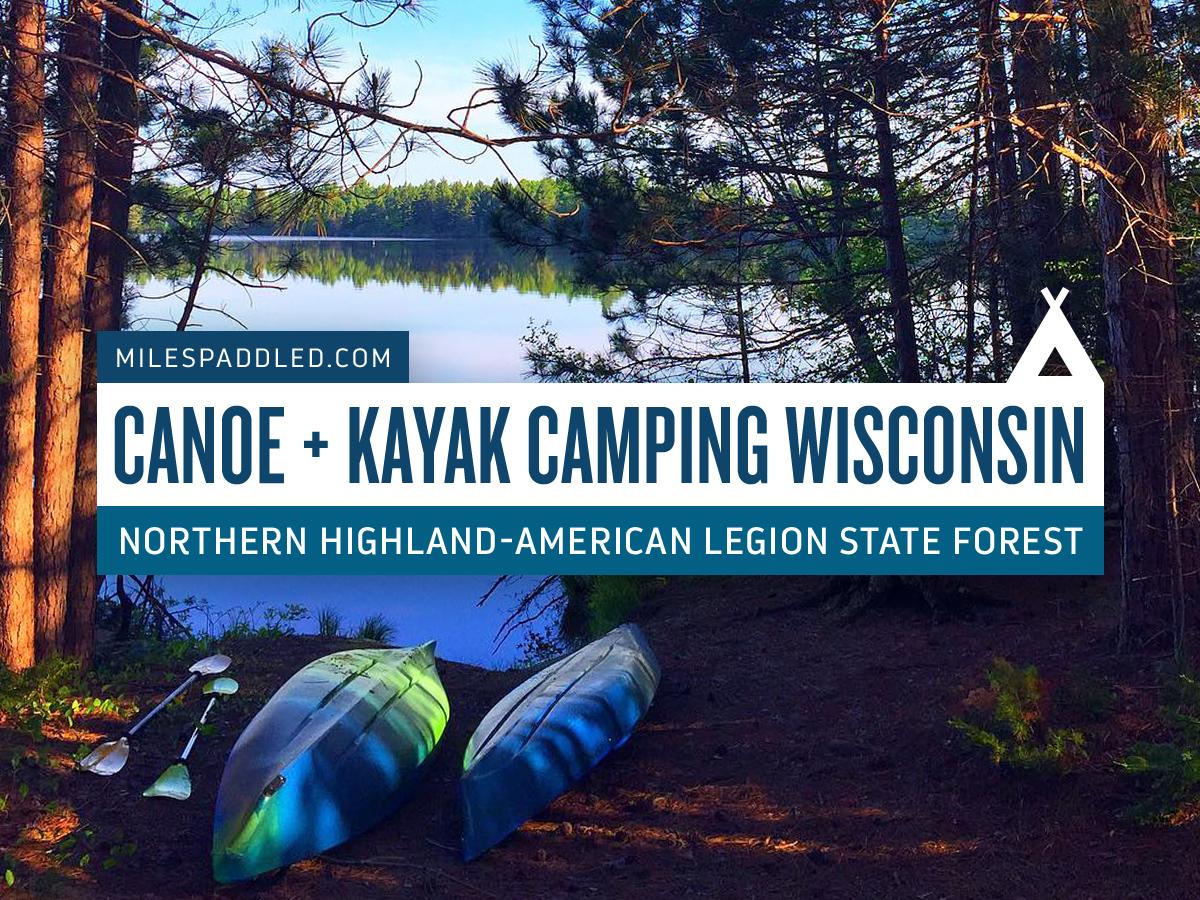 Northern Highland-American Legion State Forest