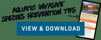 Aquatic Invasive Species Tips