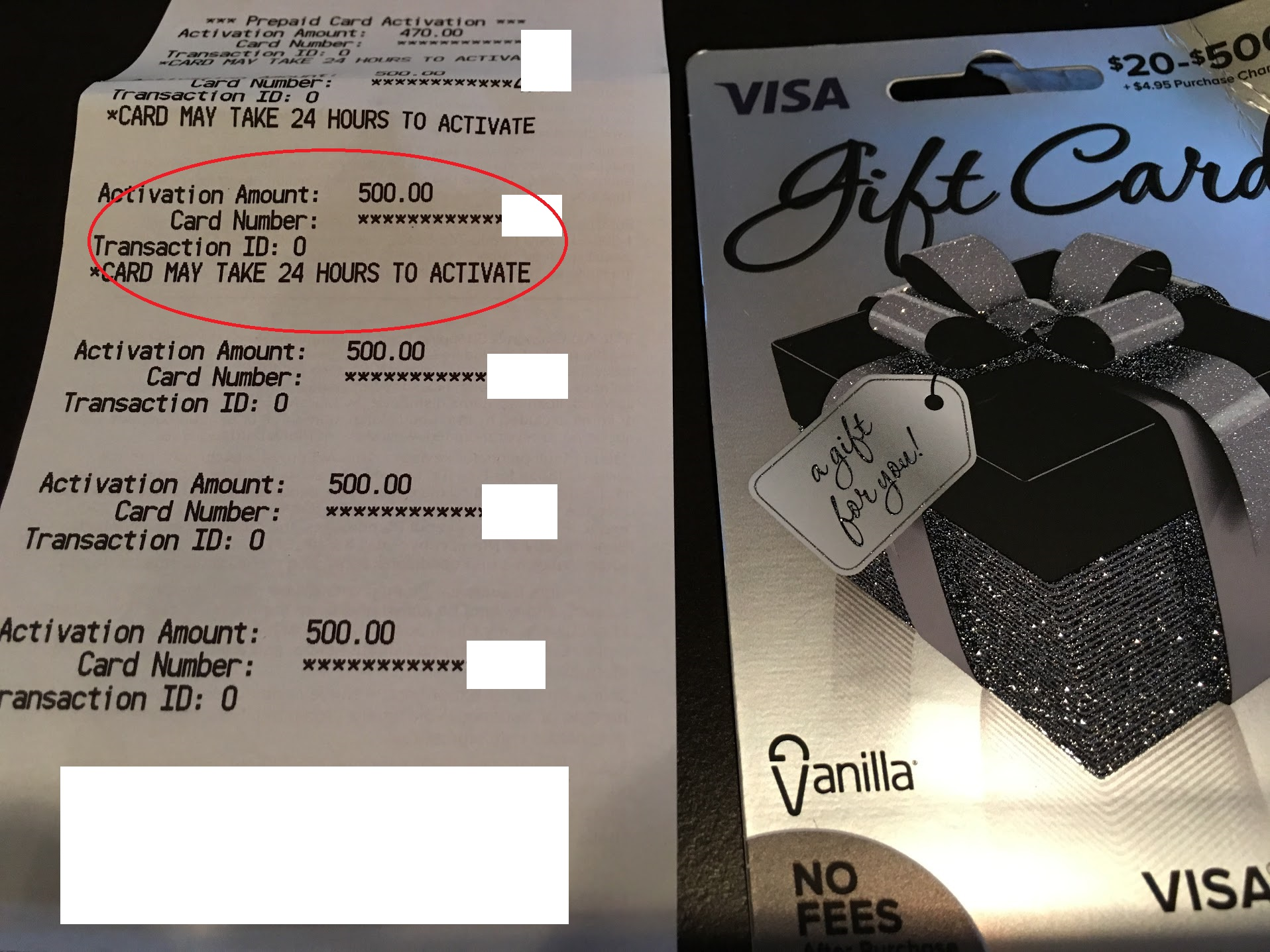 www vanillavisa com gift card balance what to do when your vanilla visa card doesn t activate 830