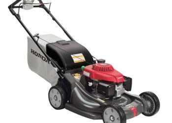 Finally, a mower that will run itself.