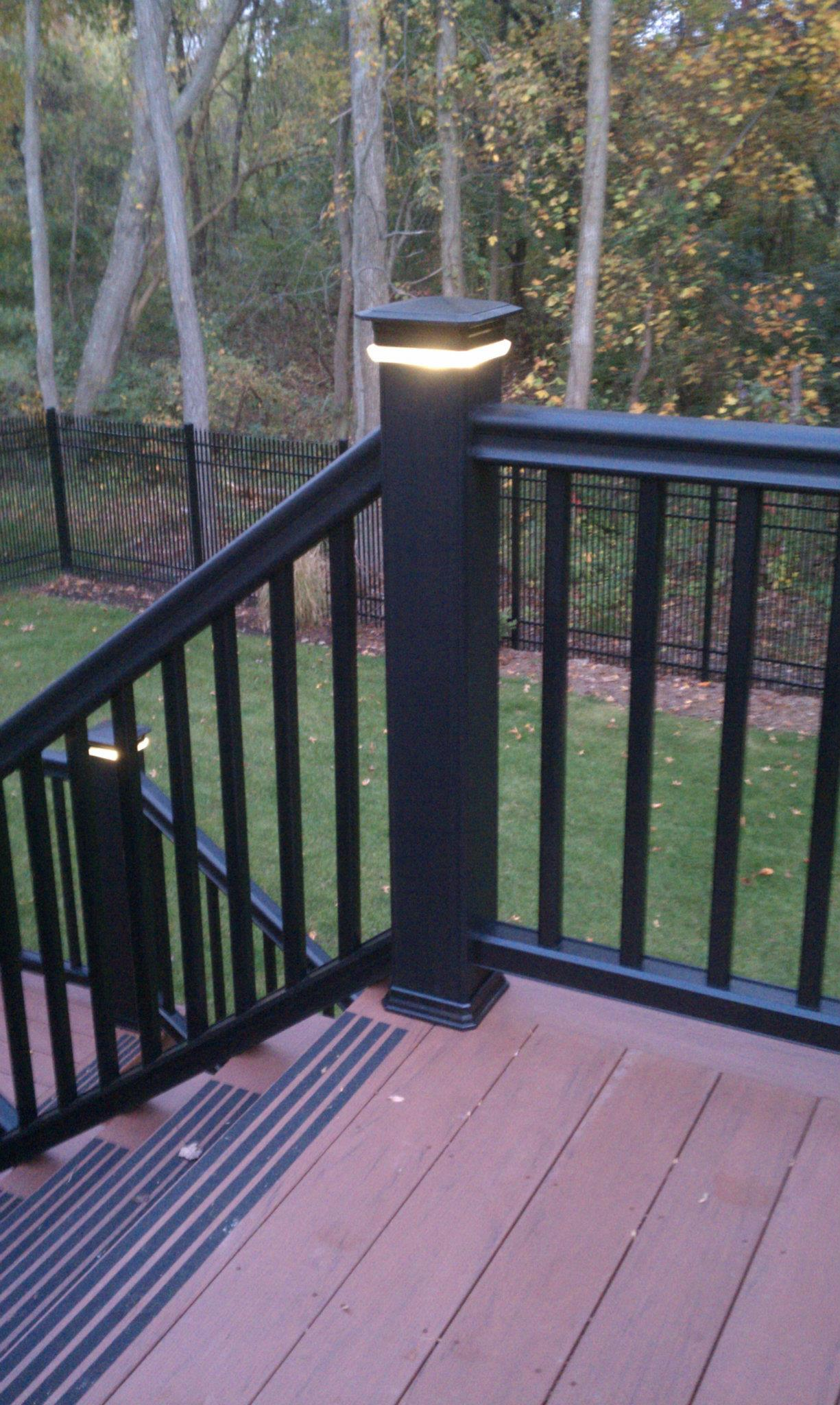 Deck Lighting Miles Decks