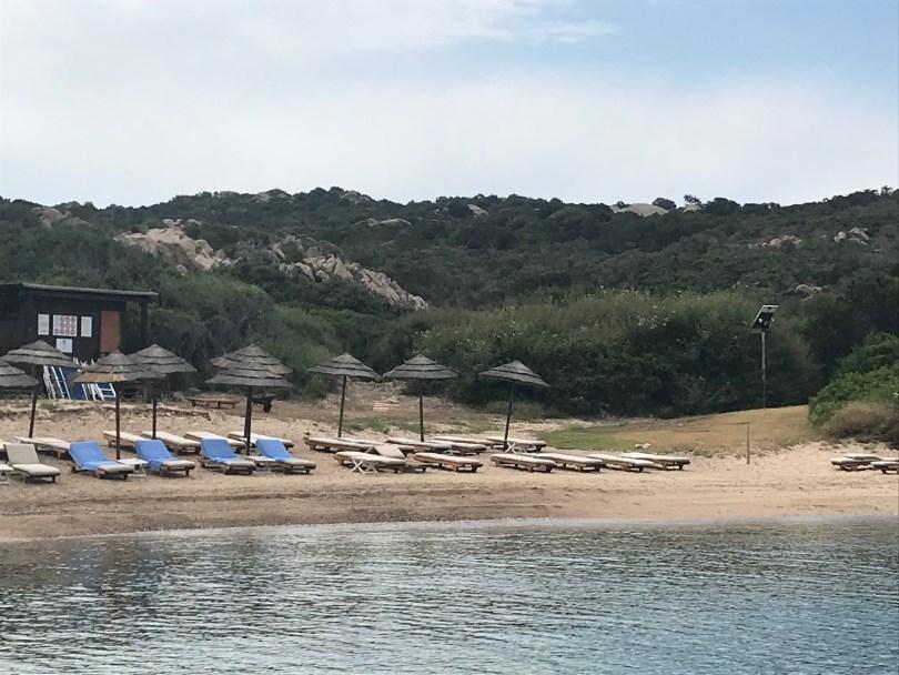 Cervo Hotel Private Beach