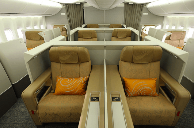 Air China First Class