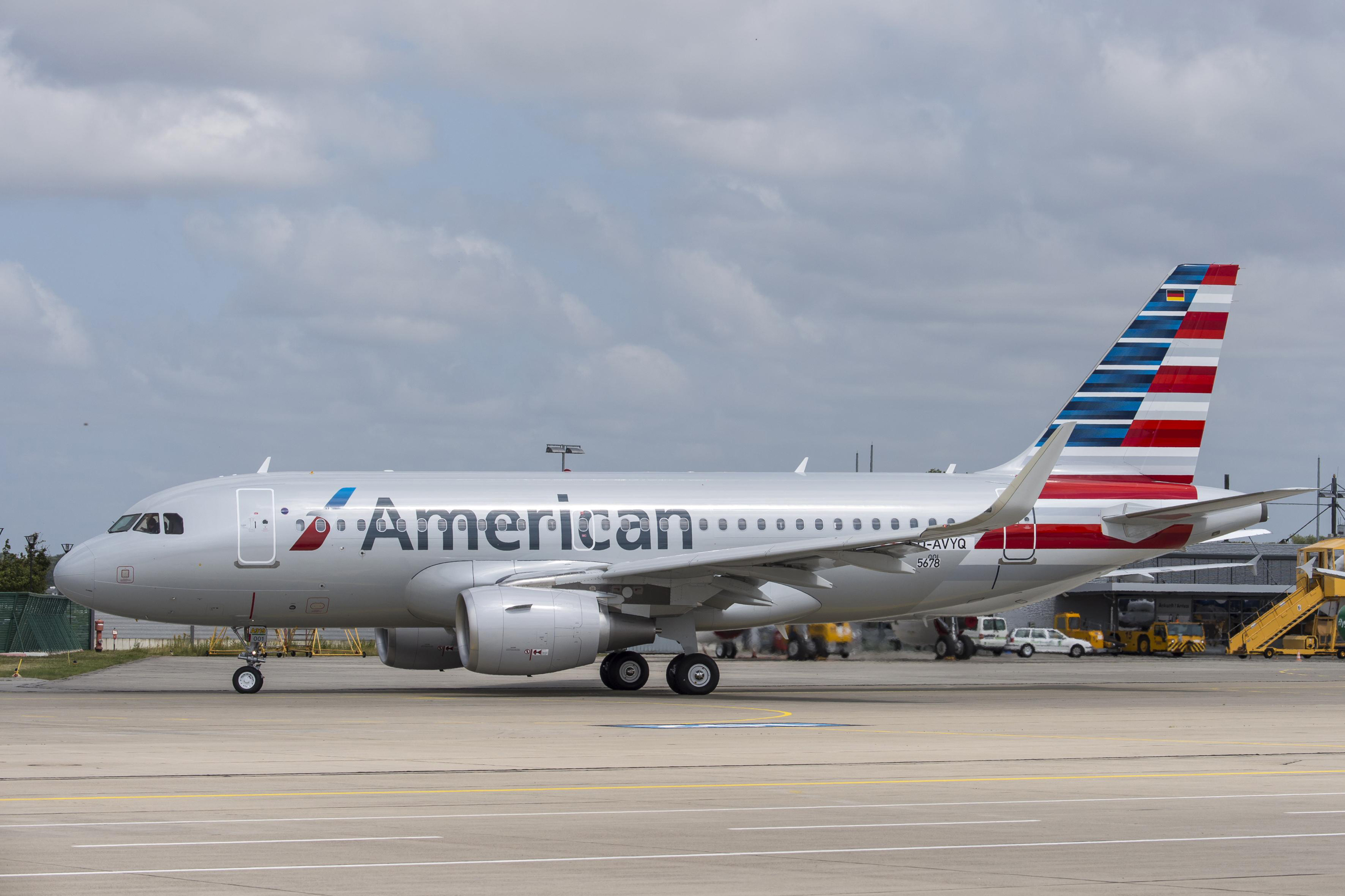 American Airlines Elite Fast Track New Targeted Promo