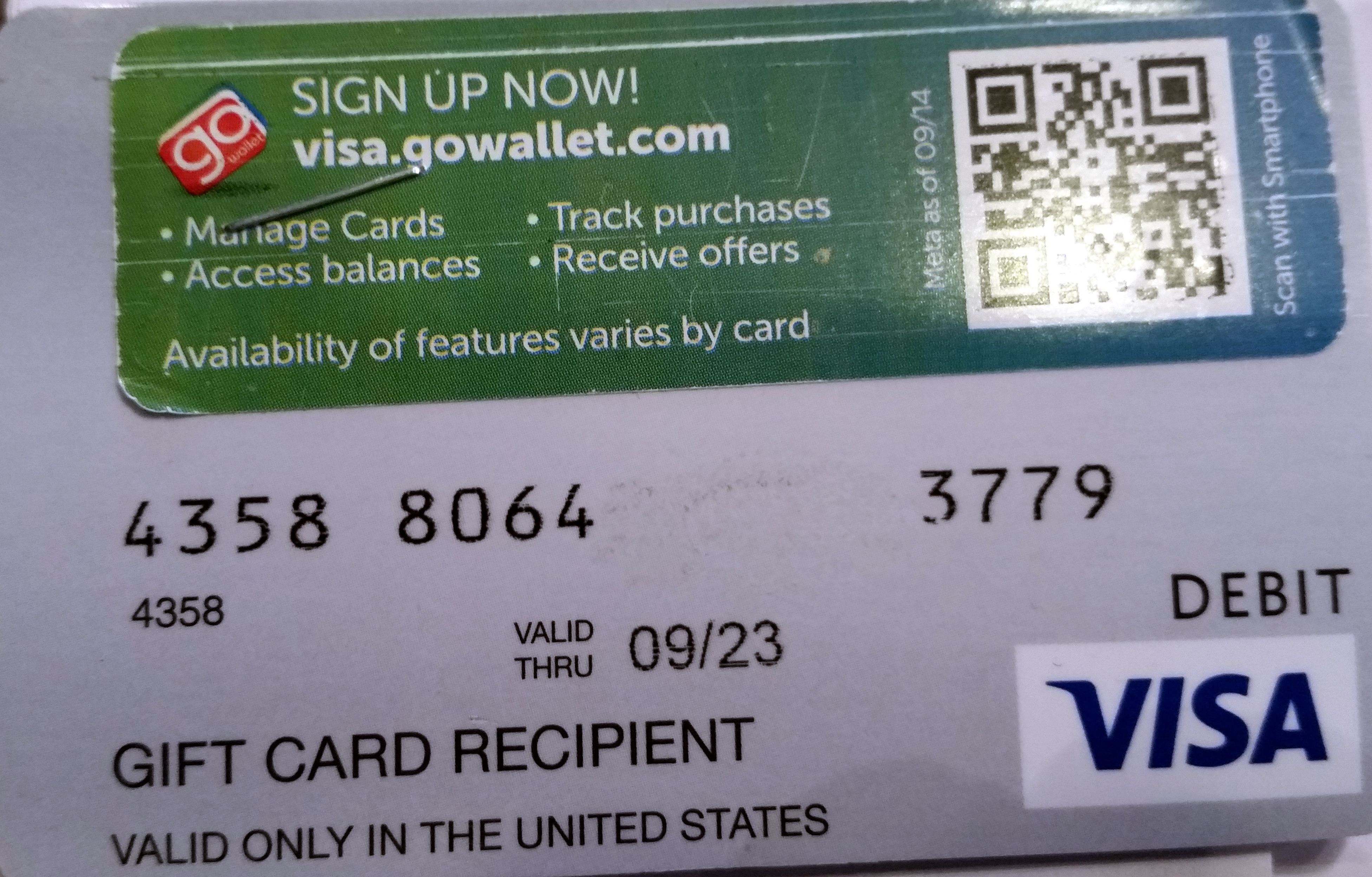 Visa Card Number : warning new visa gift card scam how to protect yourself miles to memories ~ Watch28wear.com Haus und Dekorationen